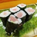魚道 - 鉄火巻き☆
