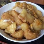大安 - ポテト丼