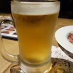呉越同舟 - ビール