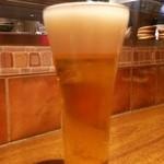 シュリンプ ガーデン - 生ビール
