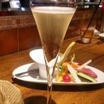 シュリンプ ガーデン - シャンパン