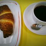 大磯パーキングエリア(上り線)フードコーナー - あんこギッフェリ&オリジナルコーヒー