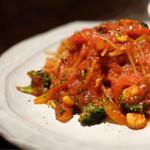 37262241 - 彩り野菜のアラビアータ