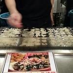 博多金蛸 - 揚焼きが旨い!