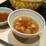 京都 瓢斗 - お野菜を頂きます。