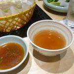 京都 瓢斗 - 五段仕込出汁を差し替えして頂きました。