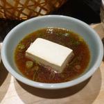 京都 瓢斗 - 京豆腐はポン酢で