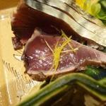 京都 瓢斗 - 黄色いのは日向南瓜の針南瓜