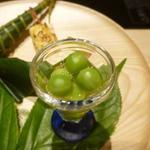 京都 瓢斗 - うすい豆、
