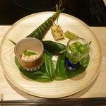 京都 瓢斗 - 八寸
