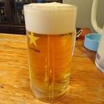 大関 - ドリンク写真:生ビール
