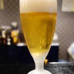 遊 - ギン冷え生ビール
