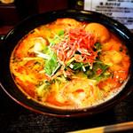 九十九里 麺ドラゴン - エビそば