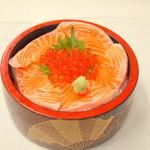 沖ちゃん - 海鮮親子丼