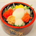 沖ちゃん - バクダン丼