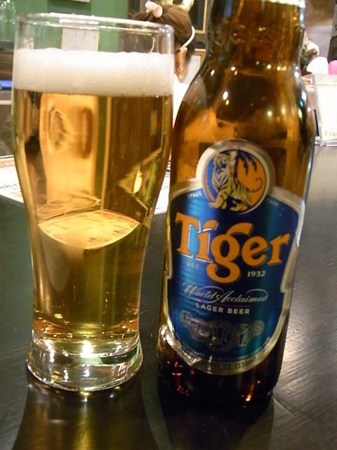 アユタヤ - タイガービール¥700(税込)☆♪