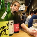 37268337 - 美人さんがセレクトしてくれる日本酒
