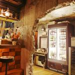 ベアレンヴァルト - キンキンに冷えた世界各国の瓶ビール各種ありマス。