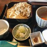 蕎麦彩膳 隆仙坊 -