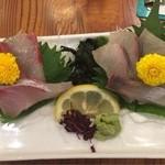 加賀屋 船橋店 - 2種盛り刺身
