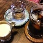 瑠奈 - アイスコーヒー
