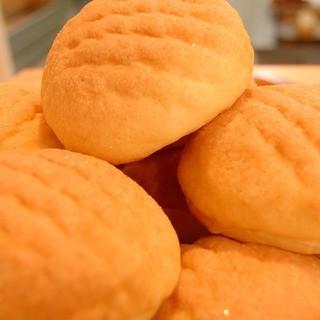 おすすめのメロンパン&ちくわパン♪