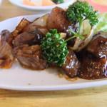 37275995 - シンガポール風豚の角煮