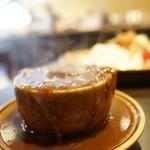 さっぽろルーカレーNAGAMIYA - 北海道仔牛の欧風カレー