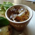 ケララ - ウーロン茶のゼリー
