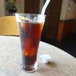 ケララ - コーヒーはアイスでお願いしました♪