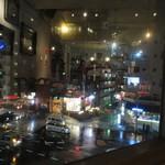 喃喃 - 窓からの景色