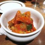 喃喃 - 根菜のラタトゥイユ