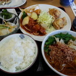 金龍 - 日替りランチ 750円