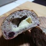 パニフィカシオン ユー - クリームチーズじゃなくてホワイトチョコの塊です♪