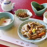 白雲庵 - 澄子、蔴腐、雲片、冷拌