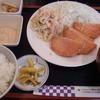 火の車 - 料理写真:(ランチ)チーズハムカツ定食
