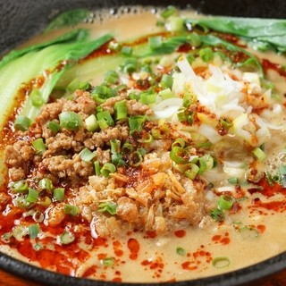 北斗辛軒 - 料理写真:元祖担々麺(汁あり)