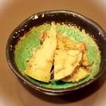 37286163 - 筍の煮物300円