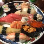 湊寿司 - 特上寿司1.5人前