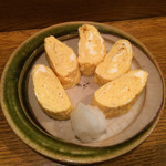 おお田 - 出汁巻き玉子(700円)