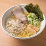 麺匠七福門 - 塩ラーメン