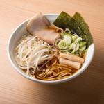 麺匠七福門 - 醤油ラーメン