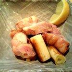 旬楽 飃 - 地鶏焼き.JPG