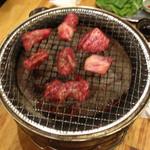 37290547 - お肉!写真ブレブレ