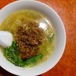 TOBiMARU -TAIWAN SIO- - 台湾塩ラーメン