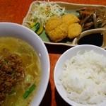 TOBiMARU -TAIWAN SIO- - 日替わりランチ