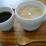 フロレスタ - (2015/3月)オーガニックコーヒーとカフェオレ