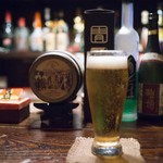 BAR SPOON - 生ビール