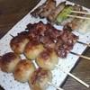 Sengoku - 料理写真:つくね、タン、シソ巻き