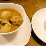 37295471 - ゲンマッサマンガイ(鶏肉のカレー)
